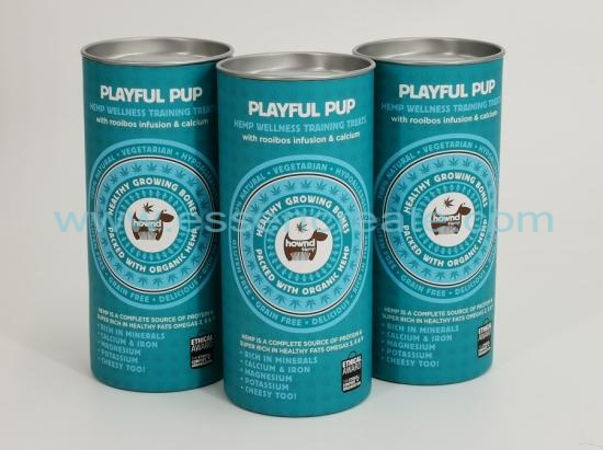 Food Packaging Cans with Silver Tin